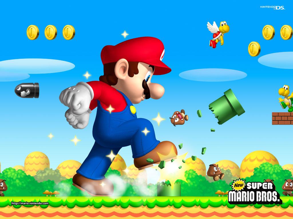 Марио (игра на денди)